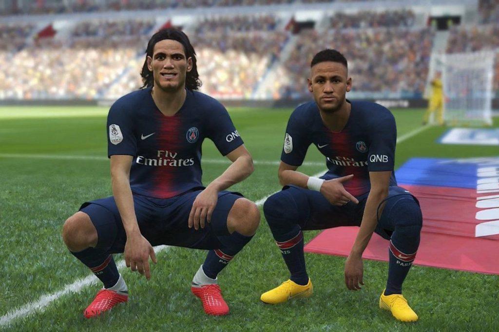 pro evolution soccer 2019 free