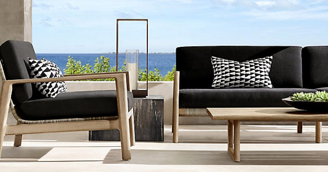 Home Improvement: Sectional Outdoor with Outdoor Sofa