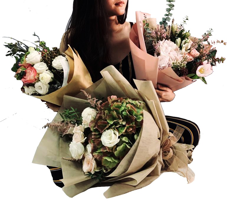 cheap graduation flowers Singapore