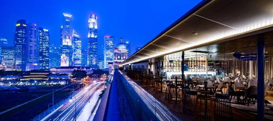 rooftop bar and lounge singapore