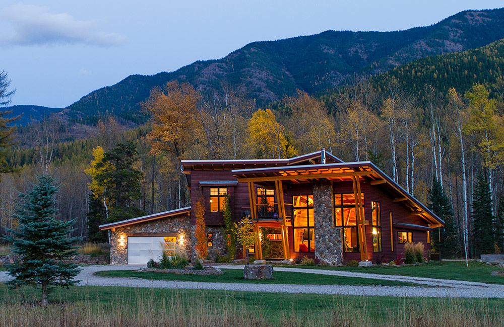 Montana luxury homes for sale