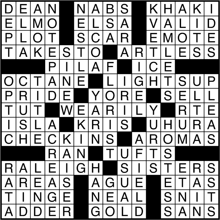 how to solve the age cryptic crosswords