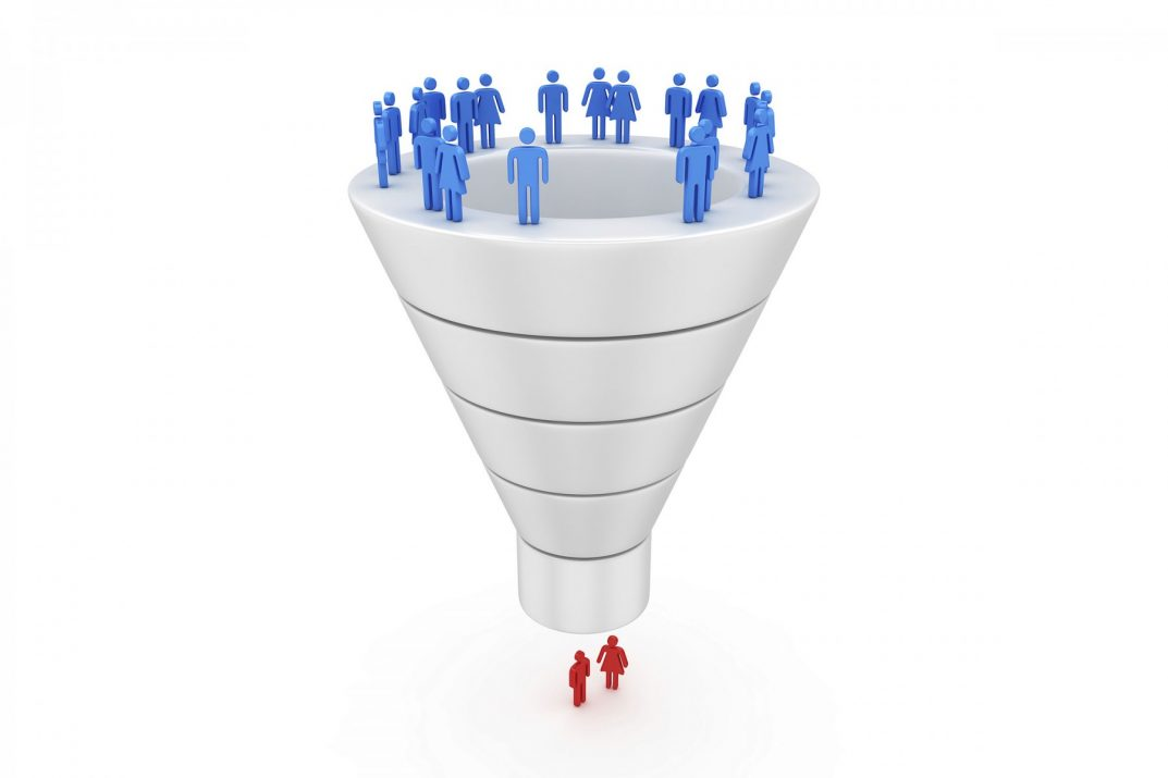 learn more about sales funnels